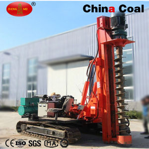 Drilling Rig Crawler Screw Hydraulic Piling Driver Machine for Sale pictures & photos