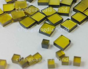 Hpht Monocrystal Diamond Plate Industrial Diamond pictures & photos