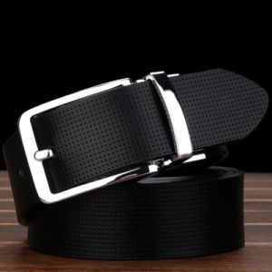 Fashion Designer Pin Buckle Genuine Leather Men Belts Luxury pictures & photos