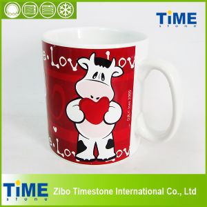 Hot Sale Valentine′s Day Coffee Mug (TS019-006) pictures & photos