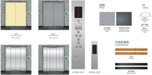 Machineroomless Large Space Freight Elevator Goods Lift (H02) pictures & photos