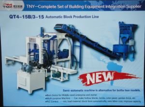Interlock Brick Making Machine pictures & photos