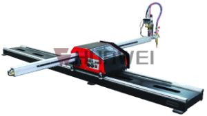 Portable Plasma Flame CNC Cutting Machine Cutter (HNC-1500W) pictures & photos