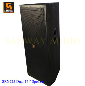 Srx725 RMS 1200W High Power 15 Inch Speaker pictures & photos