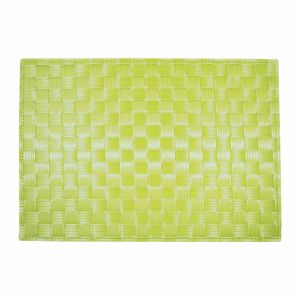Embossed 100% PP Woven Mat for Tabletop pictures & photos