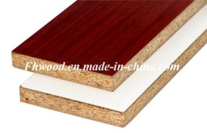 Decorative Both Sides Melamine Faced Particle Board pictures & photos