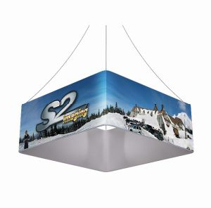 Hot Sale Trade Show Hanging Sign pictures & photos
