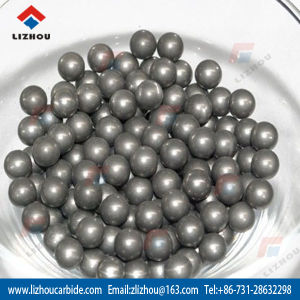 Polished Tungsten Carbide Sintered Balls of 0.5mm-100mm for Hardness Examine Machine