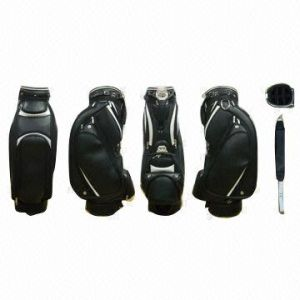 Deluxe PU Golf Staff Bag Gl-9098 pictures & photos