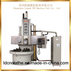High Precision Vertical CNC Machine Tool Price pictures & photos