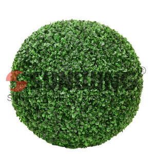 Artificial Topiary Boxwood Ball Plastic Plant Grass Ball pictures & photos