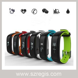 """0.86"""" Touch Screen Waterproof Smart Bluetooth Health Wrist Band Bracelet pictures & photos"""