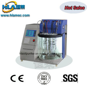 Waste Turbine Oil Lubricating Oil Kinematic Viscosity Tester pictures & photos