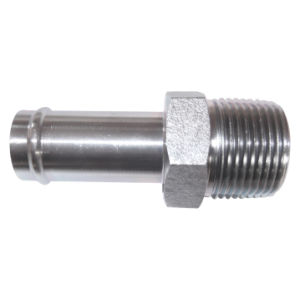 SAE Standard Steel Beaded Male Connector