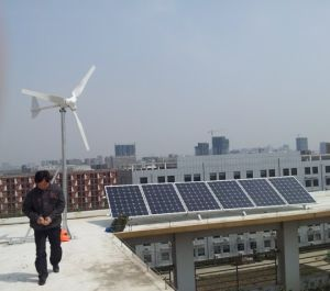 1kw Horizontal Axis Wind Mill (from 100W to 20KW) pictures & photos