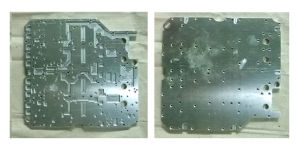 Aluminium Base Plate of OEM Machining Stamping Parts pictures & photos