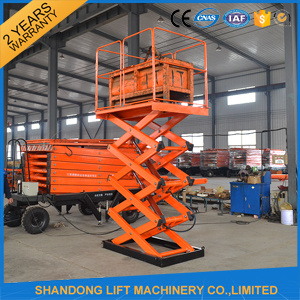 Industrial Custom Lifting Scissor Lift Platform pictures & photos