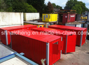 20ft Site Drying Room Containers with Foldable Window (shs-fp-special009) pictures & photos