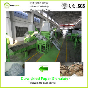 Dura-Shred Complete Paper Recycling Line (TSD1651) pictures & photos