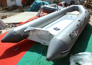 Inflatable Boat Rib with 1.2mm PVC and Fiberglass