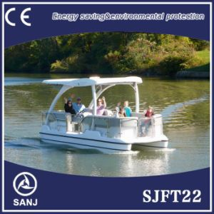 Sanj Solar Sightseeing Boat