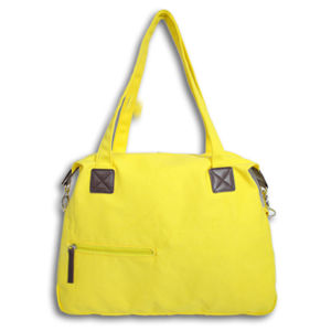 Leisure Canvas Lady Handbags for Travel, Weekend Trip pictures & photos