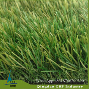 Golden Quality Artificial Grass Display/Laying Synthetic Grass pictures & photos