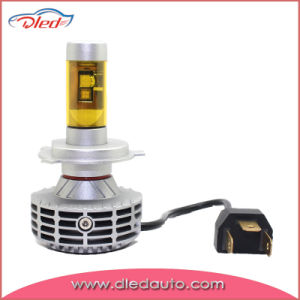 H13 10000k High Light LED Headlight Non-Polarity
