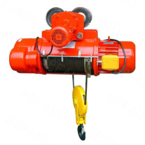 20t Low Clearance Crane Hoist for Building Material Lifting pictures & photos