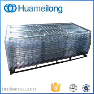 Wire Rack Decking for Pallet Rack Load Capacity pictures & photos