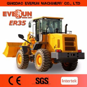 Everun 2017 Construction Machine 3 Ton Loader for Sale pictures & photos