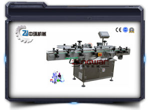 Zhonghuan Automatic Round Bottle Cylindrical Bottle Labeling Machine pictures & photos