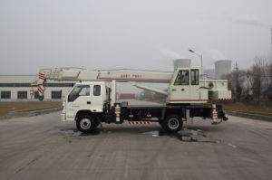 China Hydraulic Truck Crane with Cheap Price pictures & photos