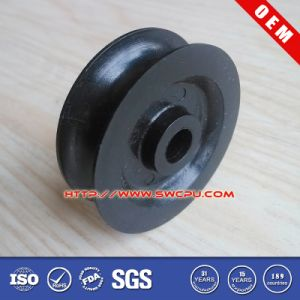 Nylon/POM Casting V Belt Plastic Pulley for Auto Parts pictures & photos