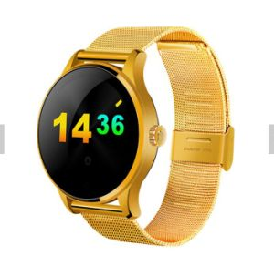 Heart Rate Monitor Mtk2502 Bluetooth K88h Smart Watch for Ios and Android Phone pictures & photos