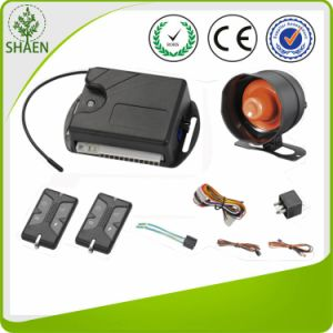 Car Alarm System Anti-Theft LED Light Warning pictures & photos