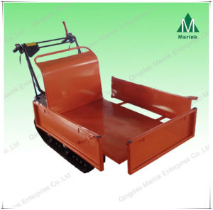 Mini Track Dumper with High Power pictures & photos