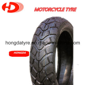 Soncap Certificated 90/90-17 Motorcycle Tubeless Tyre Tire pictures & photos
