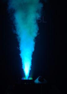 1500W 24PCS 3W LED up Color Change Fog Machine DJ Equipment pictures & photos