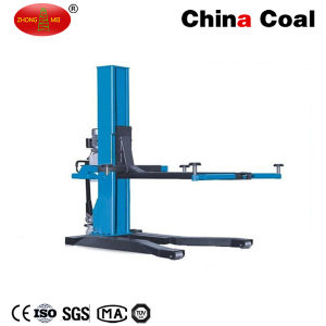 Garage Car Lifting Machine Btc-S500 Single Post Car Lift pictures & photos