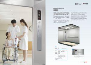 Hospital Siding Door Stretcher Elevator for Patient Sickbed pictures & photos