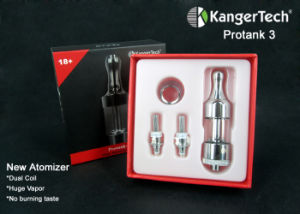 Wholesale Kangertech Ecig Clearomizer Protank3 Original Kanger Protank 3 Atomizer