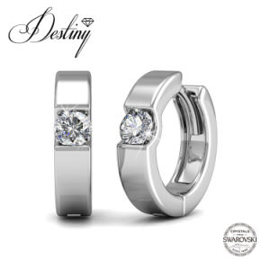Destiny Jewellery Crystal From Swarovski Rox Earrings