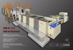 A4 Paper Sheeting and Wrapping Machine pictures & photos