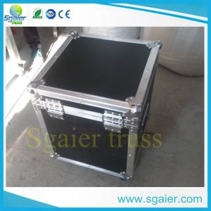 Custom Heavy Duty Metal Hard Aluminum Tool Box Flight Cases with Egg Foam Inside pictures & photos