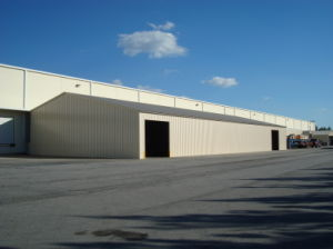 Made in China Prefabricated Steel Structure Storage Shed/Warehouse (KXD-SSW36) pictures & photos
