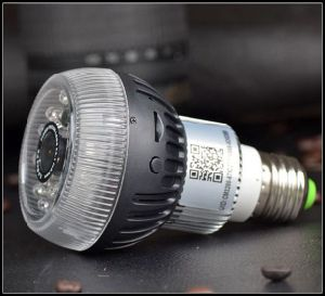 Light Bulb Camera with CE Standard pictures & photos