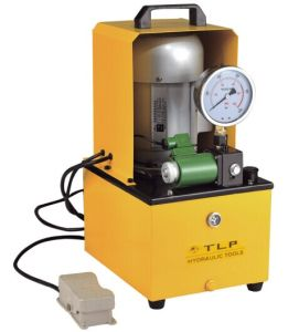 Portable Electric Hydraulic Pump (HHB-630F) pictures & photos