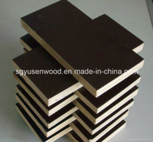 14mm Film Faced Shuttering Plywood pictures & photos