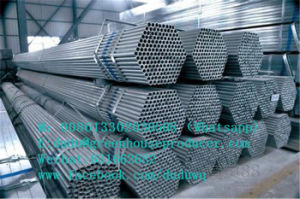 Hot Galvanized Steel Pipe for Greenhouse pictures & photos